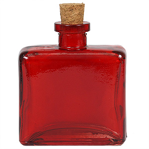 8.5 oz. Red Matic Diffuser Bottle