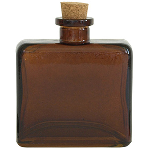 8.5 oz. Dark Amber Matic Diffuser Bottle