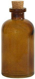 8 oz. Dark Amber Apothecary Diffuser Bottle