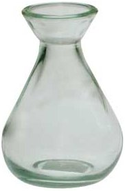 Clear 5.1 oz. Teardrop Reed Diffuser Vase
