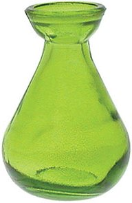 Lime Green 5.1 oz. Teardrop Reed Diffuser Vase