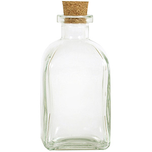 8.5 oz. Clear Roma Diffuser Bottle