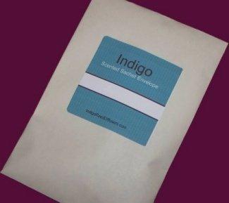 Spiced Cranberry Sachet Envelope